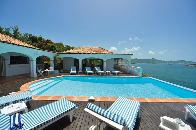 Escapade at Terres Basses, Saint Maarten - Ocean View, Pool, Shared Tennis Court - Image 1 - Terres Basses - rentals