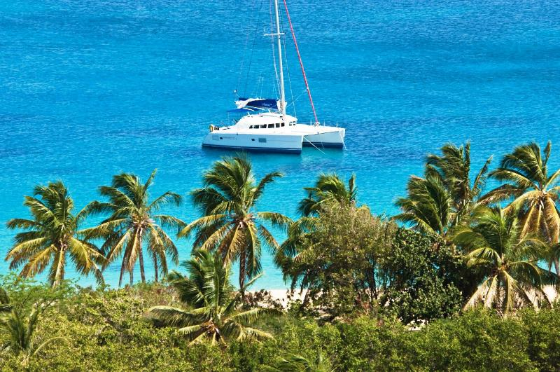 Alexina's Dream, Happy Bay, St Martin - ALEXINA'S DREAM... located on sloping land over looking beautiful Happy Bay and the Bay of Grand Case - Saint Martin-Sint Maarten - rentals