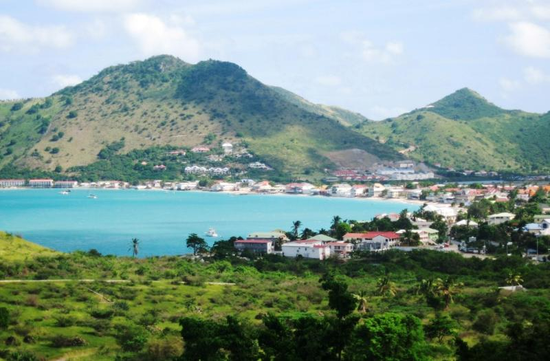 Alexina's Dream, Happy Bay, St Martin - ALEXINA'S DREAM...3BR villa located on sloping land over looking beautiful - Saint Martin-Sint Maarten - rentals