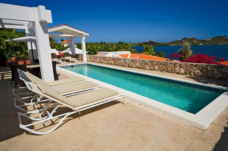Dolce Dolce Casa at Point Pirouette, Saint Maarten - Ocean View, Gated - Image 1 - Maho - rentals
