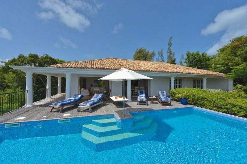 Little Provence at Terres Basses, Saint Maarten - Ocean View, Pool, Short Drive To Beach - Image 1 - Terres Basses - rentals