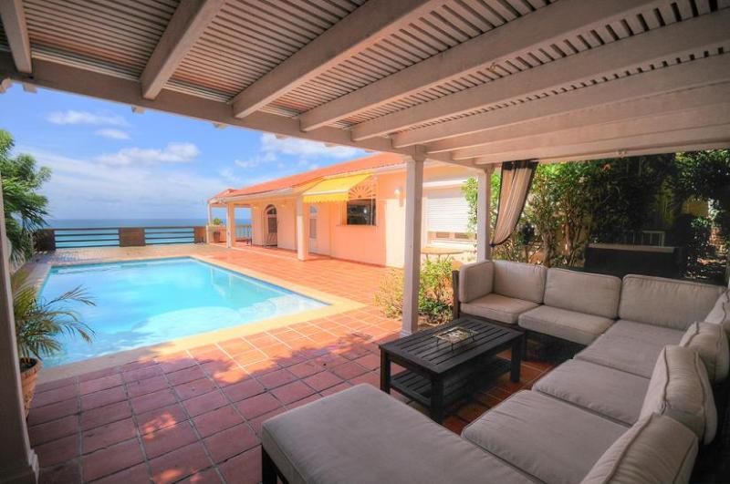 Provence at Pelican Key, Saint Maarten - Ocean View, Pool, Lovely Outdoor Living Area - Image 1 - Pelican Key - rentals