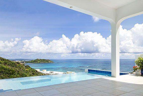 Twin Palms - Ideal for Couples and Families, Beautiful Pool and Beach - Image 1 - Philipsburg - rentals