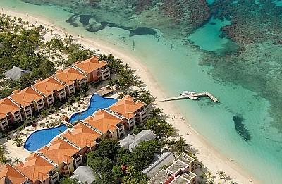 the reef is that close - 1 BR/1 BA Infinity Bay, Luxurious Resort  Roatan - West Bay - rentals