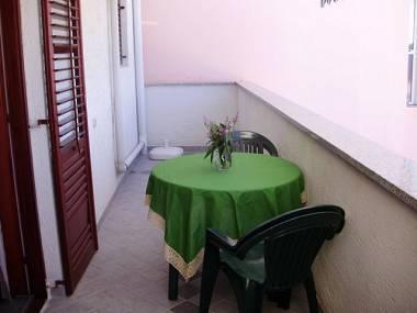 A1(2+2): terrace - 3083 A1(2+2) - Bibinje - Bibinje - rentals