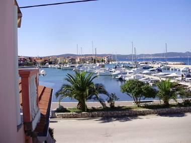 A4(2+3): balcony view - 3083 A4(2+3) - Bibinje - Bibinje - rentals