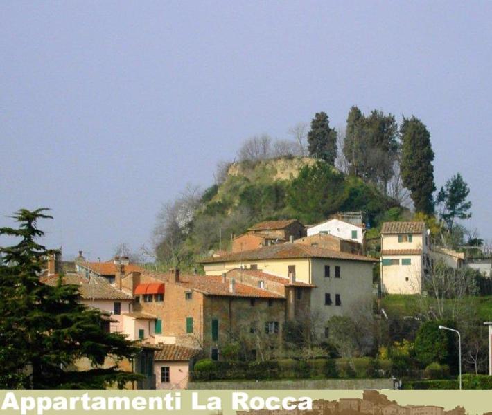 La Rocca di Palaia - Vacation Rental at Appartamenti la Rocca in Tuscany - Palaia - rentals