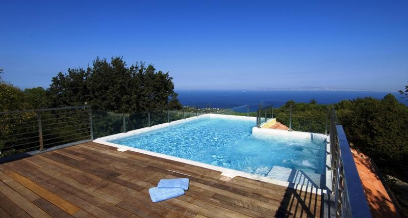 Swimming Pool - Exclusive Villa with a luxury Spa in Sorrento. - Sorrento - rentals