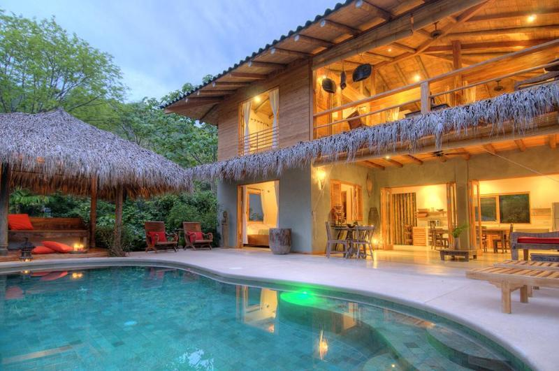 Casa Macondo Romantic Tropical Luxury Beach Villa - Image 1 - Santa Teresa - rentals