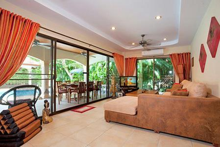 """COCONUT PARADISE VILLAS"" Luxury Villa Holidays! - Image 1 - Nai Harn - rentals"