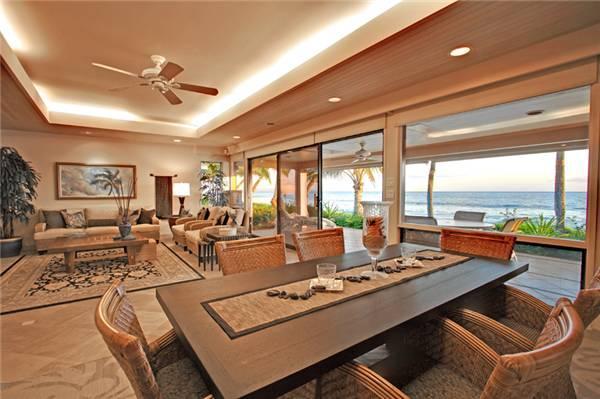 Puamana 160-4 Premium Ocean Front - Image 1 - Lahaina - rentals