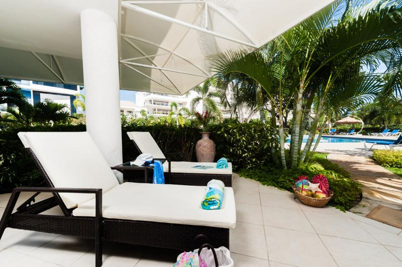 Apt 111, The Condominiums at Palm Beach, Christ Church, Barbados - Beachfront - Image 1 - Hastings - rentals
