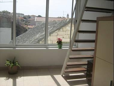 A1(3+2): window view - 3179  A1(3+2) - Baska Voda - Baska Voda - rentals