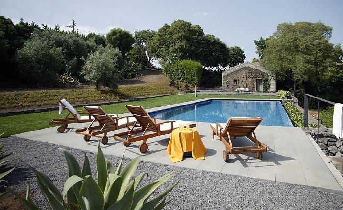 Villa Edera holiday vacation villa rental italy, sicily, etna, catania, holiday - Image 1 - Giarre - rentals