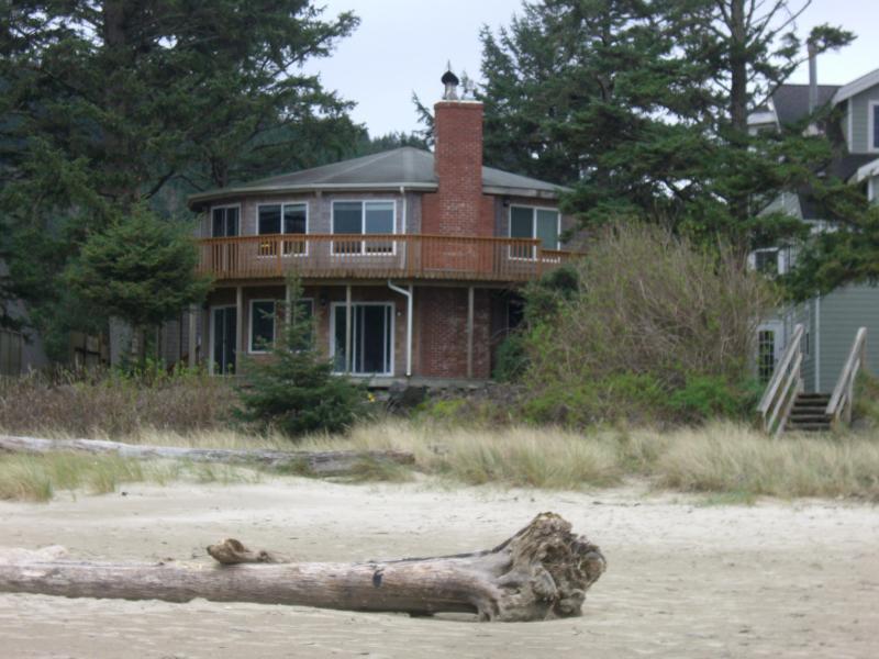 View from the beach - Cannon Beach GetAway - Cannon Beach - rentals
