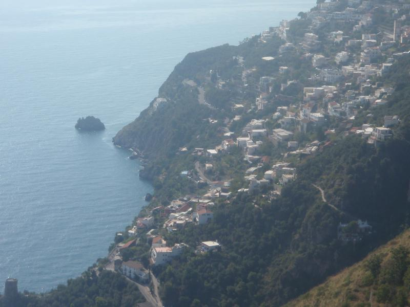 Amalfi Coast Accommodation with Pool for Two Families or Friends - Villa Furore - Image 1 - Furore - rentals