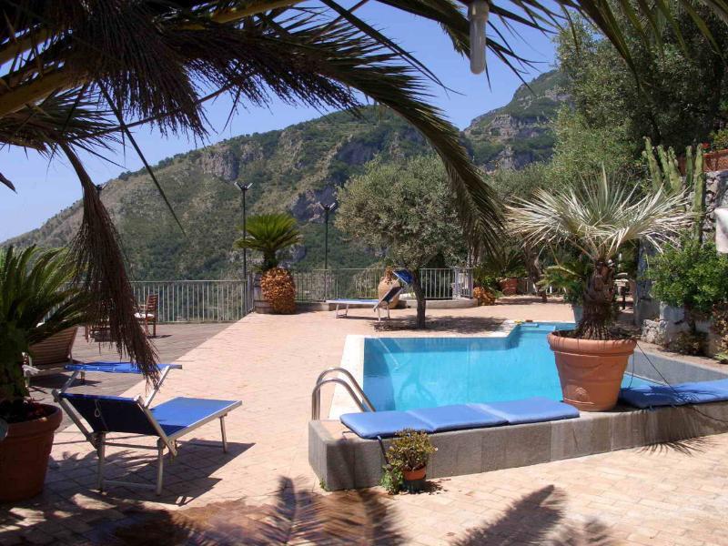 Amalfi Coast Accommodation with Pool - Furore 1 - Image 1 - Furore - rentals