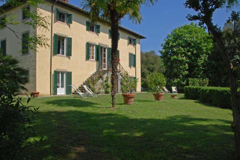 Large Villa Close To Lucca with Pool - Villa Frediano - 12 - Image 1 - Lucca - rentals
