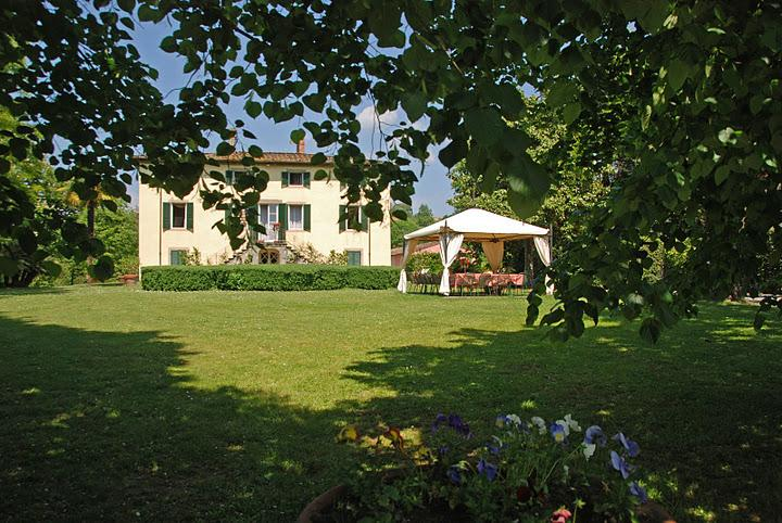 Large Luxury Villa Close To Lucca with Pool and Chapel  - Villa Frediano - 20 - Image 1 - Lucca - rentals