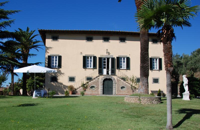 Tuscany Villa near Lucca  - Villa Lappato - Image 1 - San Gennaro Collodi - rentals