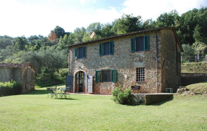 Farmhouse near Village on Wine Estate - Casa Gennaro - Image 1 - San Gennaro Collodi - rentals