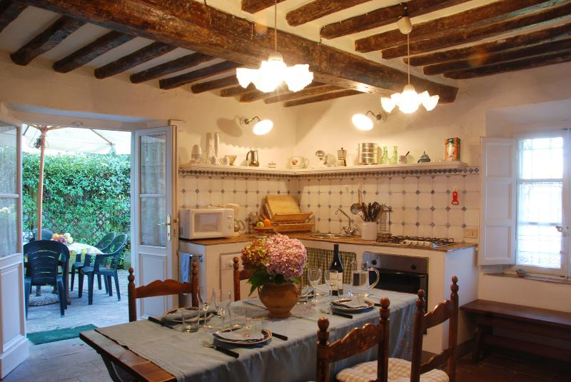 Farmhouse Close to Lucca for a Family - Casa Guamo - Image 1 - Capannori - rentals