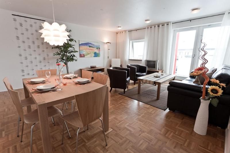 Spacious & bright. - GentleSpace Guest Apartments and Guest Rooms - Ísafjörður - rentals