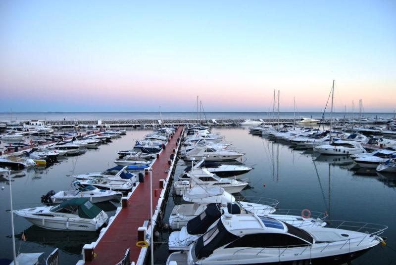 Sunset View - Frontline Marina, Puerto Banus Top floor apartment - Malaga - rentals