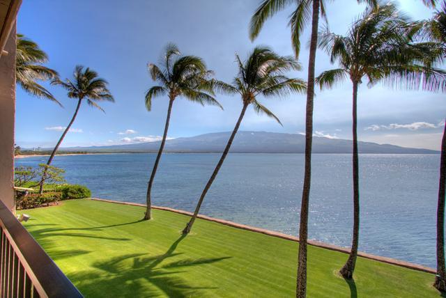 180 degree ocean views - INCREDIBLE Oceanfront View with LUXURIOUS Comfort! - Maalaea - rentals