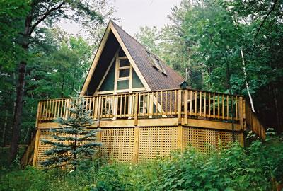 """The 46'er"" -ROMANCE, NATURE, ADVENTURE- Hot Tub! - Image 1 - Wilmington - rentals"