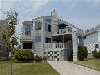 Property 92843 - Ideal House with 4 BR & 4 BA in Cape May (92843) - Cape May - rentals