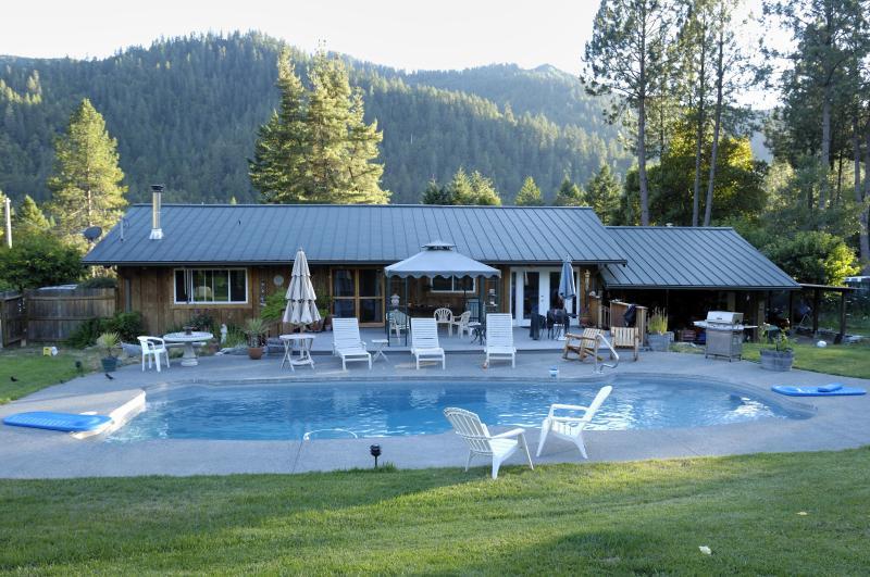 Canyon House - Image 1 - Salyer - rentals