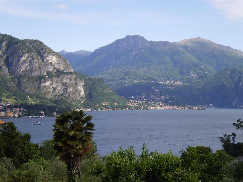 view from two dedrooms - casa alla piana - Bellagio - rentals