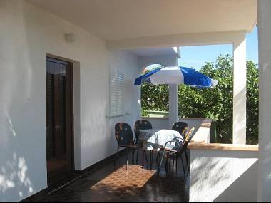 A1(5) : terrace - 3307 A1(5)  - Barbat - Barbat - rentals