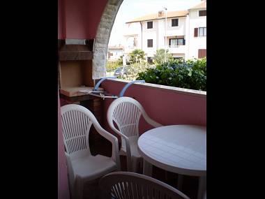 A1(2+1): balcony - 3292 A1(2+1) - Rovinj - Rovinj - rentals
