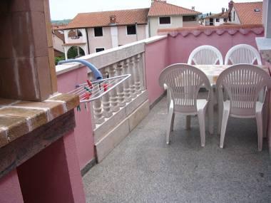 A3(2+2): terrace - 3292 A3(2+2) - Rovinj - Rovinj - rentals