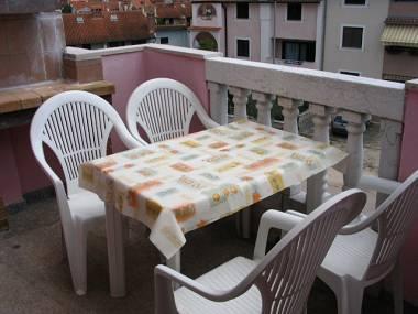 A4(2+2): terrace - 3292 A4(2+2) - Rovinj - Rovinj - rentals
