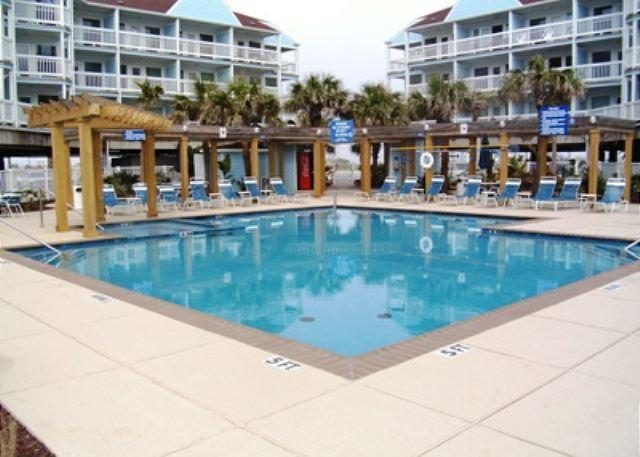 Beautiful condo with immediate beach access and great views! - Image 1 - Galveston - rentals