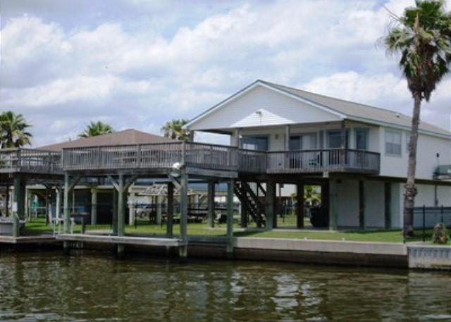 Unique canal front home in Sea Isle! - Image 1 - Galveston - rentals