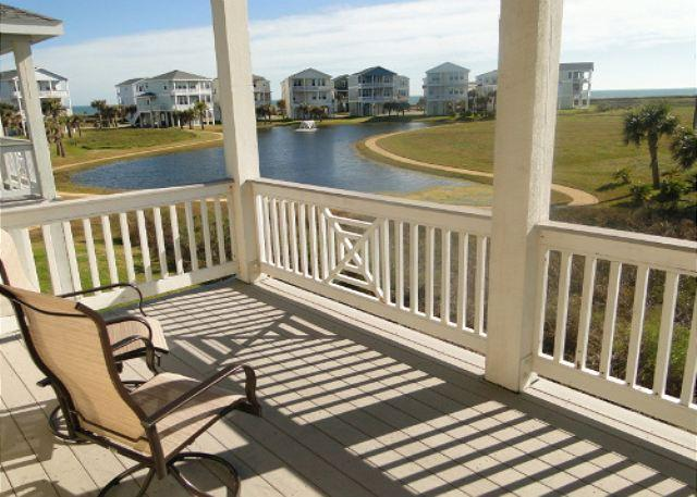 Great home with amazing beach views and access to beach club! - Image 1 - Galveston - rentals