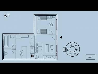 A1(2+1): apartment - 3323 A1(2+1) - Malinska - Malinska - rentals
