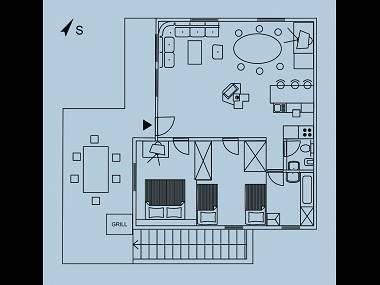 A2(4+1): apartment - 3323 A2(4+1) - Malinska - Malinska - rentals