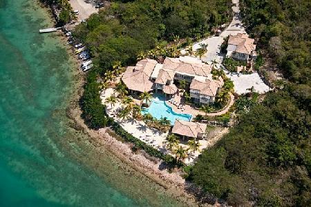 A La Mer - Spectacular Waterfront Villa on Great Cruz Bay - Image 1 - Great Cruz Bay - rentals