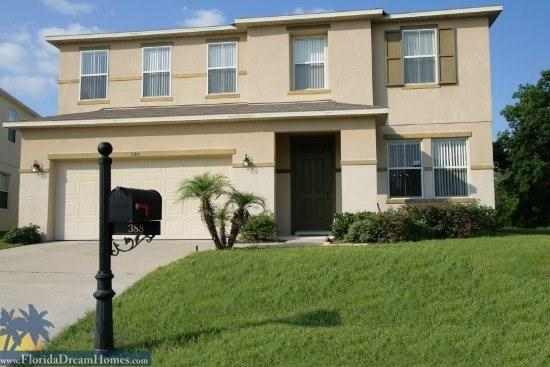 Huge Spacious 5 Bed 4.5 Bath home with Pool Spa Gameroom and Three Master Suites - 42084 - Kissimmee - rentals