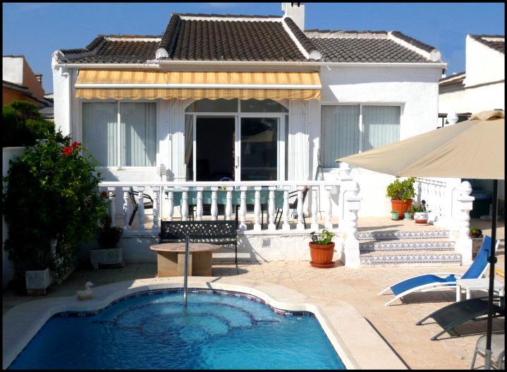 El Chaparral, Torrevieja, Costa Blanca, Alicante Province - Casa Carter, El Chaparral, Torrevieja,  FreeWiFi - Torrevieja - rentals