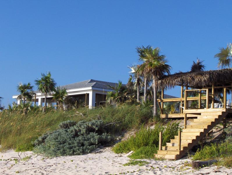 From the Beach - Vacation House on Fabulous Double Bay Beach - North Palmetto Point - rentals