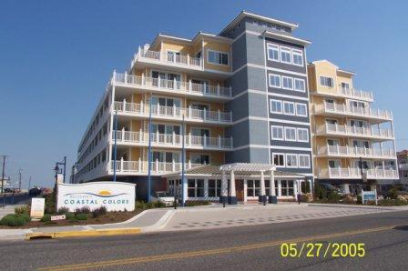 Coastal Colors Street View - Coastal Colors Luxury 3 Bedroom - Many Amenities - Wildwood Crest - rentals