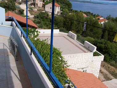 H(6): terrace - 3383 H(6) - Bojanic Bad - Sveta Nedelja - rentals