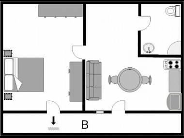 Red(2): floor plan - 3362  Red(2) - Medulin - Medulin - rentals