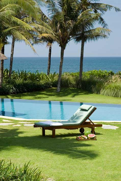 Villa Arika Pool and Beach View - Beachfront Canggu Bali Villa Arika luxury 4 bdrm - Canggu - rentals